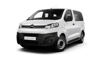 Citroën Jumpy Combi M BlueHDi 115 full